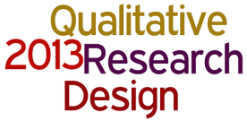 2013 Qualitative research design 5
