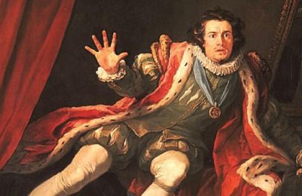 Shakespean actor