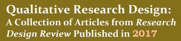 qualitative research design articles