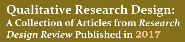 qualitative research design articles