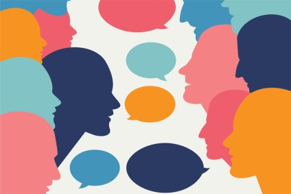 social environment of a focus group discussion
