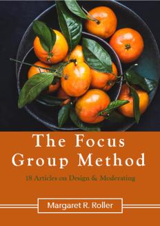The Focus Group Method