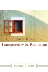 Qualitative Research: Transparency & Reporting